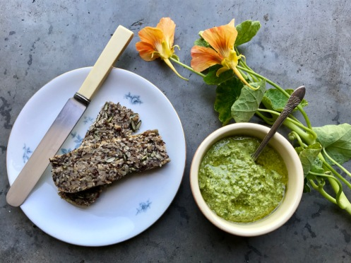 nasturtium-pesto-jessica-shepherd-table-at-de-meye